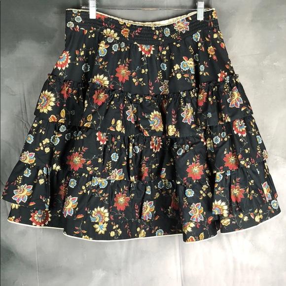 d794693adf5 Kenzo Dresses   Skirts -  Kenzo  Floral Printed Ruffle Layered Skirt